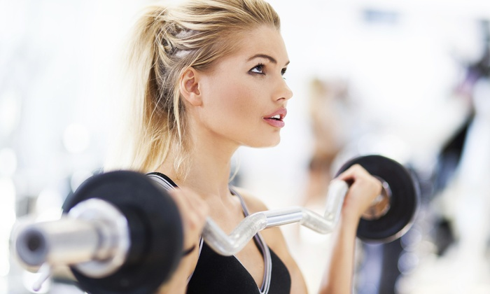 Gina Barth - Howard: Two Weeks of Fitness and Conditioning Classes at Gina Barth (65% Off)