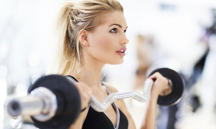 Two Weeks of Fitness and Conditioning Classes at Gina Barth (65% Off)