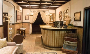 Premier Hotel and Spa Cullinan: Couples Spa Package from R949 with Optional Accommodation at The Cullinan Premier Hotel and Spa (Up to 52% Off)