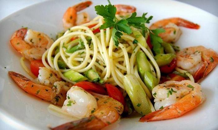 Yes, Pasta! Trattoria Italiana - Biscayne South,North Miami: $20 Worth of Italian Cuisine