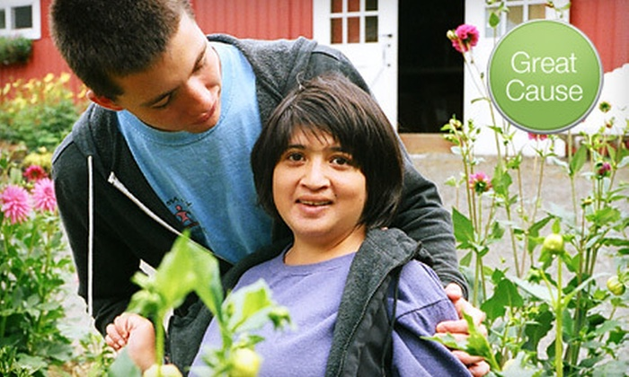 The Tavon Center - Issaquah Plateau: If 112 People Donate $10, Then The Tavon Center Can Build Accessible Garden Seating for Young People with Disabilities