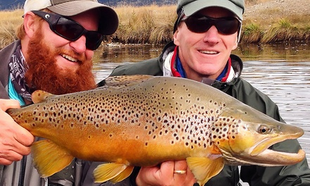 Fly Fishing Outing in Vail, CO Private Waters for Two or Four from Minturn Anglers (47% Off)