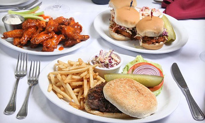 Willy Parkers - Williston Park: American Fare for Two or Four at Willy Parkers in Williston Park (Up to 51% Off)