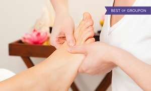 Gifts of Touch Massage & Wellness Center: One or Three 60-Minute Hand or Foot Reflexology Treatments at Gifts of Touch Massage & Wellness Center (52% Off)