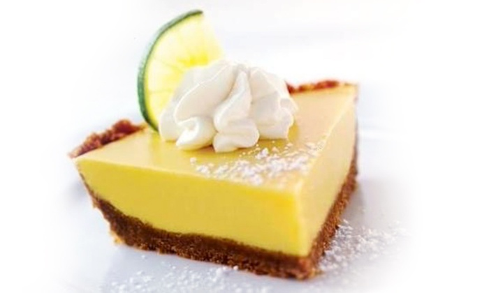 Florida Key Lime Pie Festival - Port Canaveral Exploration Tower: 5th Annual Florida Key Lime Pie Festival for 2 Adults with Option for 2 Kids on Saturday, January 16th, 2016 (50% Off)