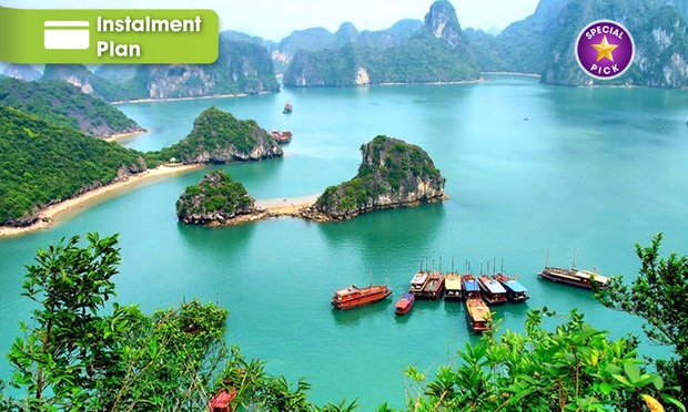 Hanoi: Overnight Cruise + Stay 0