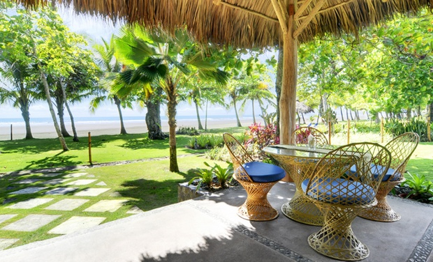 TripAlertz wants you to check out 3-, 4-, 5-, or 7-Night Stay for Two with Daily Dining Credit at Alma del Pacifico Beach Hotel & Spa in Costa Rica Beachfront Boutique Hotel in Costa Rica - Beachfront Costa Rica Hotel