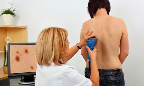 Visita dermatologica e mappatura dei nei in epiluminescenza (sconto 70%)