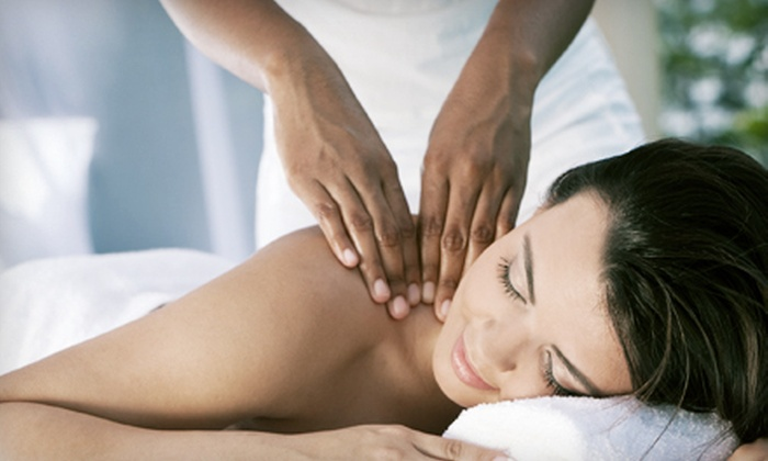 Body in Balance Studio - Concord: $29 for Massage with Aromatherapy or Hand or Foot Treatment at Body in Balance Studio in Concord (Up to $60 Value)