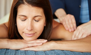 J'adore Spa Suite: Hot-Stone Massage or One or Three Deep-Tissue Massage Packages at J'adore Spa Suite (Up to 53% Off)