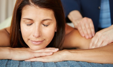 Choice of One-Hour Massage at Simplicity Sports and Swedish Massage