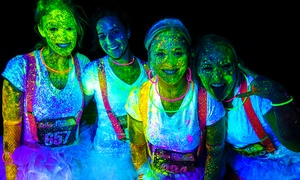 Color Fun Fest 5K: Registration for One or Four to the Color Fun Fest 5K (Up to 52% Off)