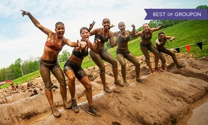 Tough Mudder – Obstacle Race at Tough Mudder Half, plus 6.0% Cash Back from Ebates.
