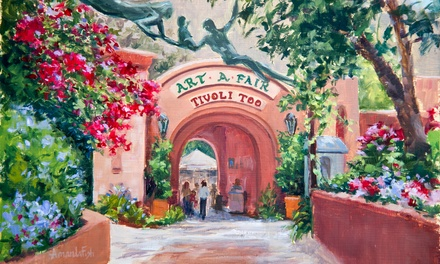 Art-A-Fair Art Festival Season Passes for Two or Four (Up to 50% Off)