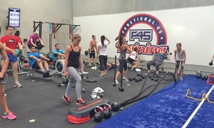 F45 Training Ashmore: Four Weeks of F45 Group Training for One ($19) or Two People ($35) at F45 Training, Ashmore (Up to $528 Value)