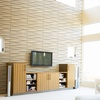 Wall Dimension 12-Pack of Peel-and-Stick 3D Wall Panels