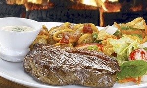 El Toro: Argentinian Steak Meal for One, Two or Four at El Toro (Up to 67% Off)