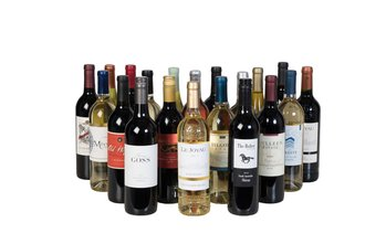Up to 81% Off Award-Winning Mixed Wines from WineOnSale.com