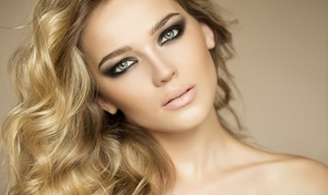 The New U: Haircut with Optional Deep-Conditioning, All-Over Color, or Partial Highlights at The New U (Up to 52% Off)