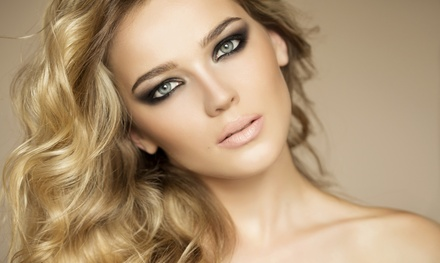 Makeup Lesson for One or Two-Hour Lesson for Two at Jennifer Bradley Cosmetics (Up to 85% Off)