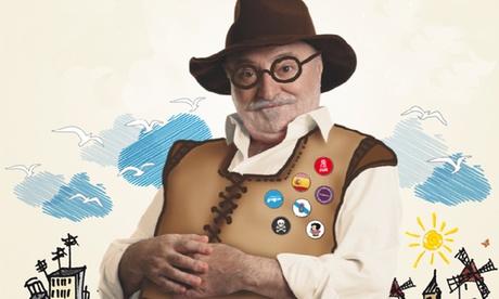 Trui Teatre: entrada doble para el espectáculo de humor 'Moncho Panza' por 32 €
