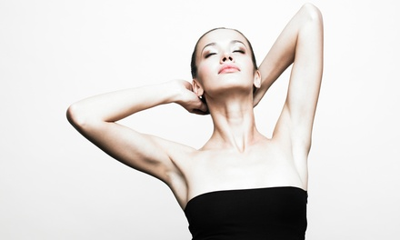 Five Laser Hair-Removal Treatments on a Small Area at Sugar Salon and Medical Spa (75% Off)