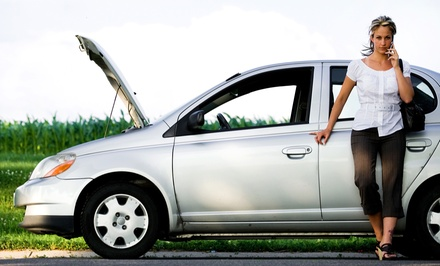Year of Basic or Family Roadside Protection at Access Roadside Assistance (51% Off)