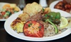 Dimassi's - Richardson: Buffet Meal for Two or Four at Dimassi's Mediterranean Buffet (Half Off)