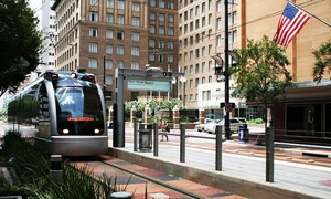 Discover Houston Tours: TunnelWalk & Rail Tour or Riding the Rails Tour from Discover Houston Tours (Up to 48% Off)