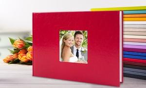 Uno o 3 fotolibri Premium copertina ecopelle o tela, formato A4 fino a 80 pagine con Colorland (fino a 78% di sconto)