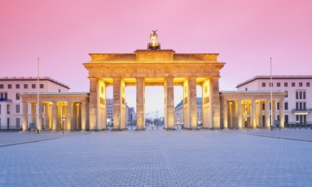 ✈ Berlin: 24 Nights at a Choice of Hotels with Flights*
