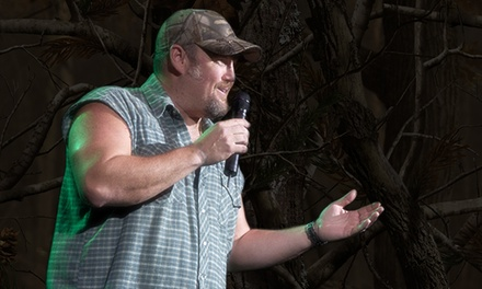 Larry The Cable Guy at UCCU Events Center on April 3 at 8 p.m. (Up to 52% Off)
