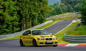 Topgear Events: 1x oder 2x Fahrt auf der Nordschleife am Nürburgring für 1 oder 2 Personen von Topgear Events (bis zu 50% sparen*)
