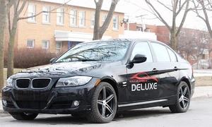 Ecole de conduite Deluxe: Cours de conduite théoriques et pratiques à l'École de conduite Deluxe (jusqu'à 23 % de rabais), 2 succursales