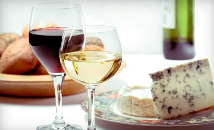 Glasses of Wine and Appetizers for Two or Four at Syrah Restaurant and Wine Bar (Up to 52% Off)