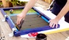 Premium Shirt Printing Hawaii - Kaneohe: One-Hour Screen-Printing Experience for One, Two, or Three at Premium Shirt Printing Hawaii (Up to 55% Off)