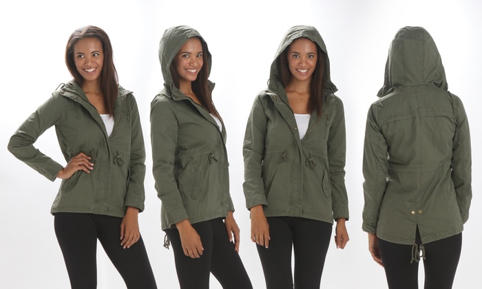 Women's Lightweight Jacket | Groupon Goods