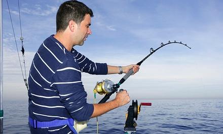 Kingfisher deep sea fishing charters in balmain nsw for Groupon deep sea fishing