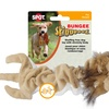 Skinneeez Bungee Lion Dog Toy
