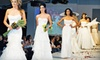 "Arizona Bridal Expo - Downtown Phoenix: Arizona Bridal Expos Bridal Fashion Debut for Two or Four with ""Brides"" Magazine Subscription (Up to 63% Off)"