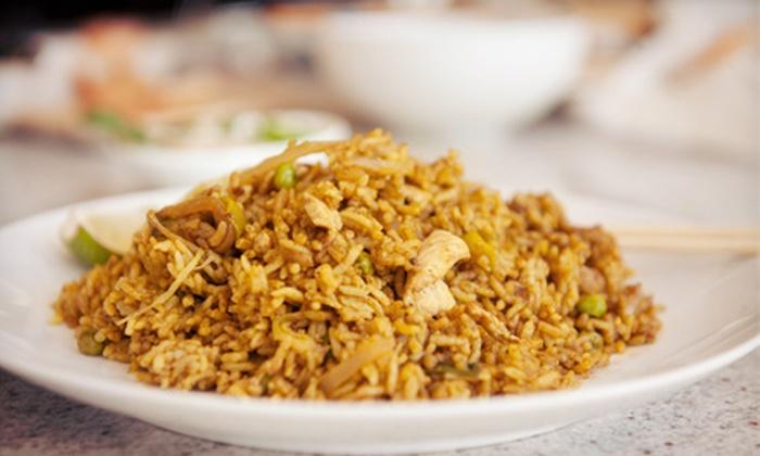 VIP Thai Restaurant - Hollywood: Thai Food at VIP Thai Restaurant (Up to Half Off). Three Options Available