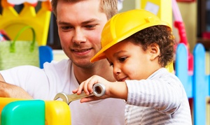 The Big Playhouse: One or Three Days of Kids' Summer Camps at The Big Playhouse (Up to 57% Off)