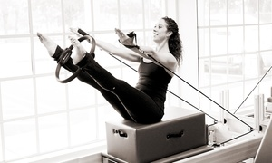 Pilates of Kansas City: 10 or 20 Pilates Mat Classes or Pilates Apparatus Classes at Pilates of Kansas City (Up to 78% Off)