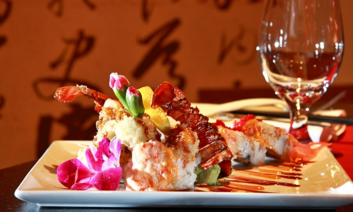 Elaine's Asian Bistro - Great Neck Plaza: Asian Cuisine at Elaine's Asian Bistro (Up to 45% Off). Four Options Available.