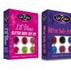 GlitZGlam Glitter Body Art Kit