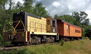 Ironhorse Railroad Park: Visit for Two or Four to Ironhorse Railroad Park (Up to 50% Off)