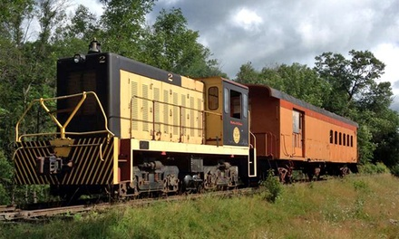 Visit for Two or Four to Ironhorse Railroad Park (Up to 50% Off)