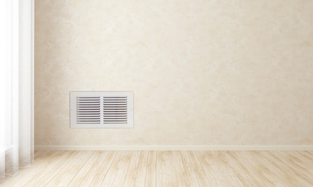 Air Duct Cleaning with Furnace Check-Up or Dryer Vent Cleaning from Duct Cleaning Connection (Up to 86% Off)