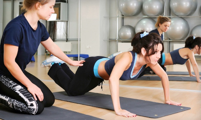 Best Day Fitness Studio - Pasadena on The Gulf: Group or Personal Training at Best Day Fitness Studio in St. Petersburg (Up to 71% Off). Four Options Available.