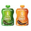 16-Pack of 3.5oz. Mamma Chia Squeeze Vitality Snack Pouches